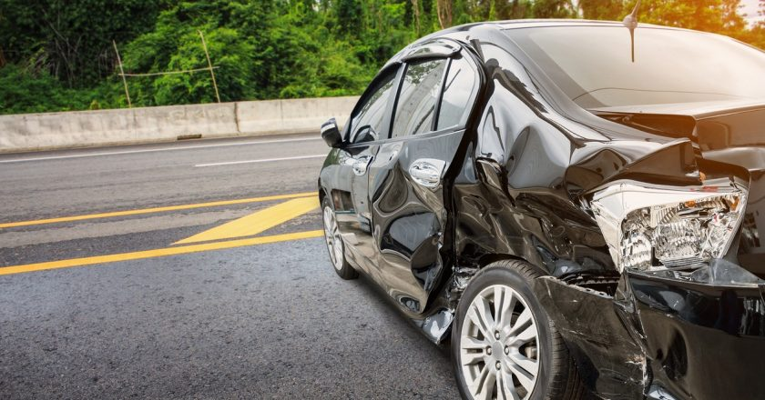 Involved In A Car Accident: Here Are 5 Things You Should Do