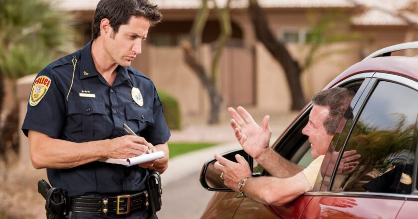 What to Do When You Get a Traffic Ticket