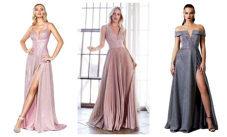 Designer Busty Dresses