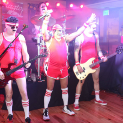 Nail Your Guests' Mood with San Francisco's Best 80s Cover Band